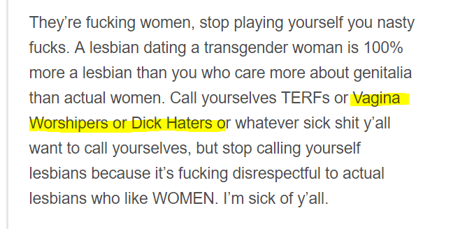 dick-haters